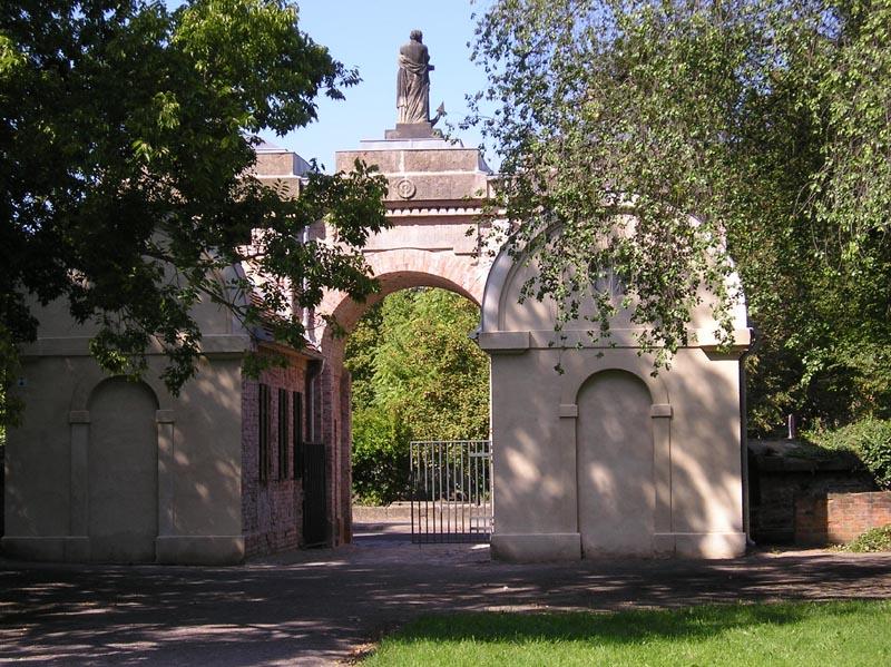 Friedhofsubersicht